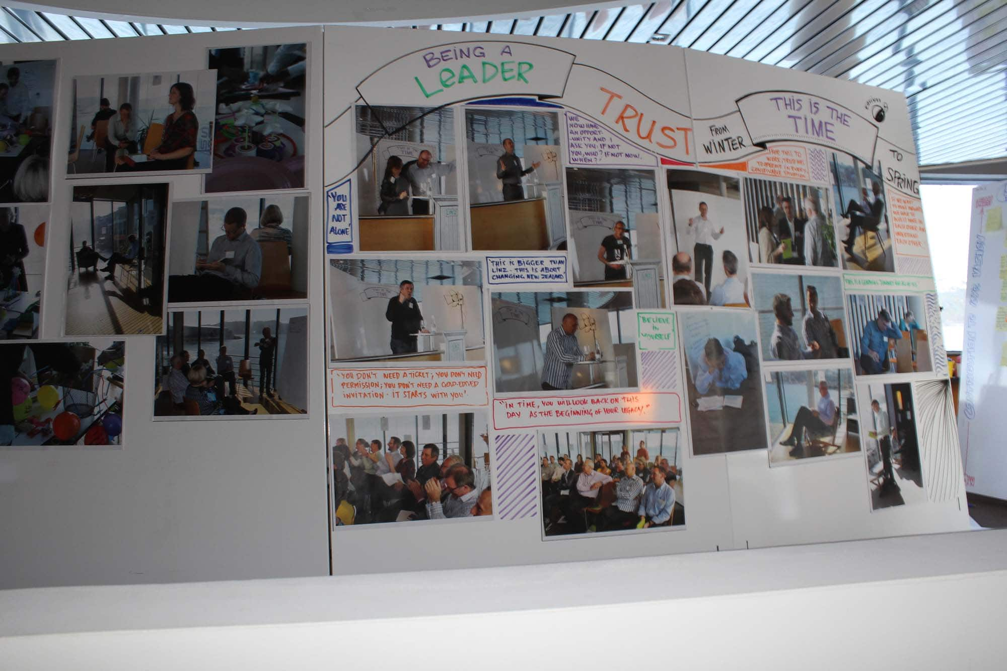 LINZ Case Study - Gallery